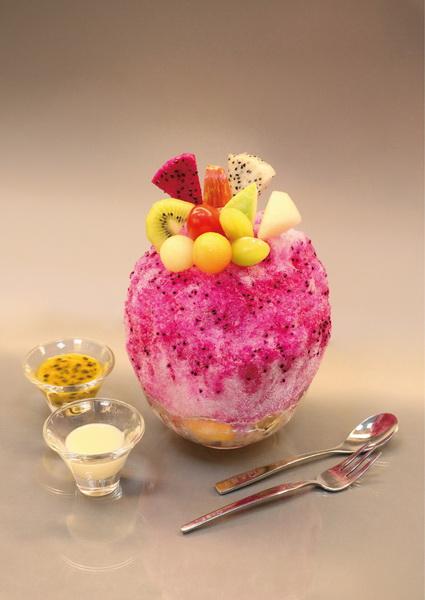 20201007 單身最愛「微冰品」一個人也能享用!秋季著時鮮果風味就在大苑子市府夢想店|大華網路報