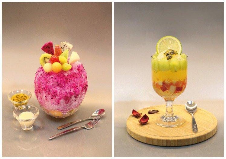 6種水果+刨冰!大苑子2款「清涼系水果甜點」登場【udnSTYLE 20201011】