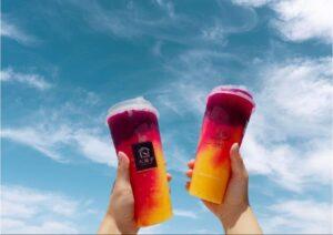 夏季水果尬冰沙!大苑子用火龍果和芒果共譜「仲夏戀習曲」【食力foodnext 20210606 】