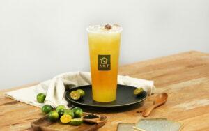 復刻飲品第三棒「鮮桔綠」7/7 登場!開賣首日買一送一!【 威傳媒 20210706】