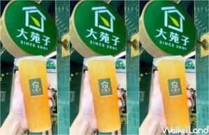 大苑子復刻飲料買一送一!大苑子超人氣「鮮桔綠」7/7強勢回歸,一日限定「鮮桔綠買一送一」會員優惠攻略要先筆記。【WalkerLand 20210706】