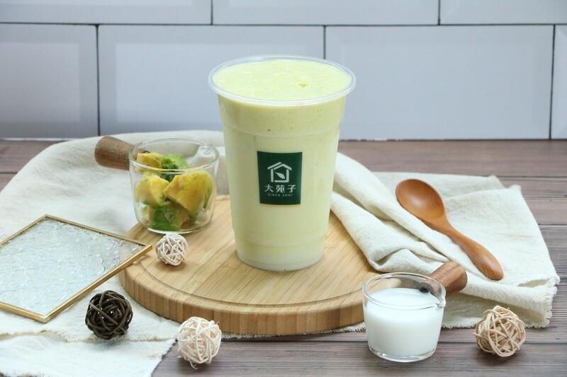 大苑子許慶良酪梨鮮奶這樣點更好喝!使用5倍劵還能獲得10%現金回饋【美麗佳人 20211012】